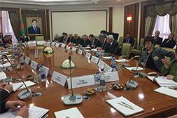 Comisia Interguvernamentala Romania-Turkmenistan