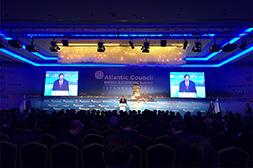 </p> <p><center>Energy &amp; Economic Summit</center>