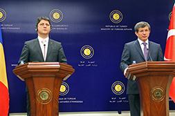 Romania-Turcia: 135 ani de relatii diplomatice
