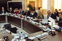 Comisia Interguvernmentala Romania-Kazakhstan
