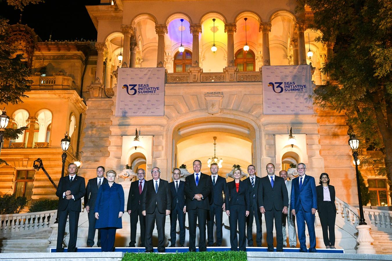 Initiative of the Three Seas Summit – 2018