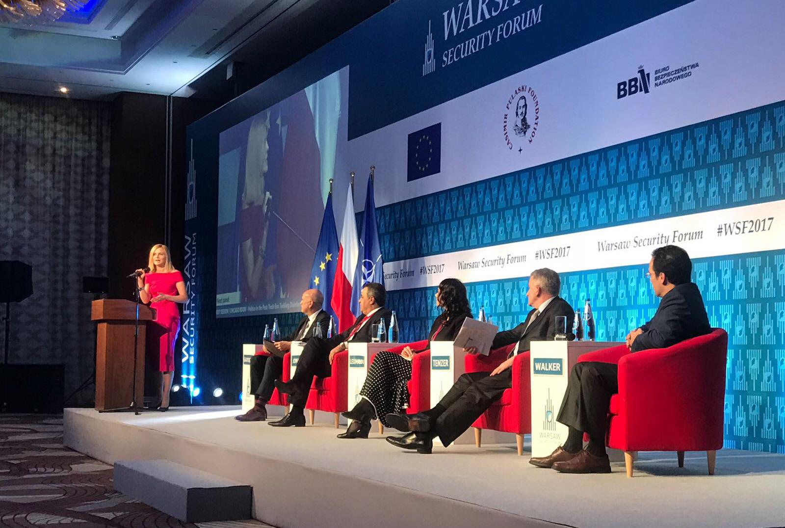 Forumul de Securitate de la Varșovia 2017